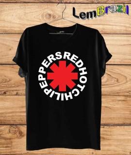 Camiseta Hed Hot Chili Peppers LemBrazil. Camiseta 100% Algodão personalizada com Plotter de Recorte garantindo maior durabilidade e conforto!