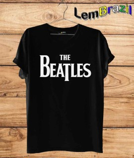 Camiseta The Beatles LemBrazil