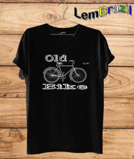 Camiseta Old Bike LemBrazil