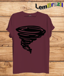Camiseta Tornado LemBrazil. Agora a LemBrazil tem confecção própria! Camiseta 100% Algodão 30/1 fio penteado com reforço ombro a ombro, Camisetas de primeira linha, garantindo ainda mais durabilidade e conforto!