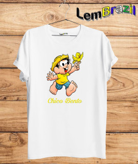 Camiseta Chico Bento LemBrazil
