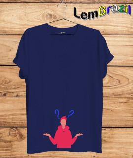Camiseta Duvida LemBrazil. Agora a LemBrazil tem confecção própria! Camiseta 100% Algodão 30/1 fio penteado com reforço ombro a ombro, Camisetas de primeira linha, garantindo ainda mais durabilidade e conforto!