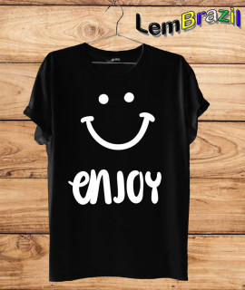 Camiseta Enjoy LemBrazil