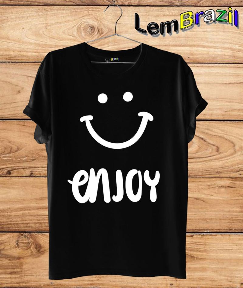 Camiseta Enjoy LemBrazil