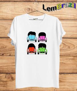Camiseta Fusca Divertido LemBrazil. Camiseta 100% Algodão personalizada com Impressão Digital garantindo maior durabilidade e conforto!