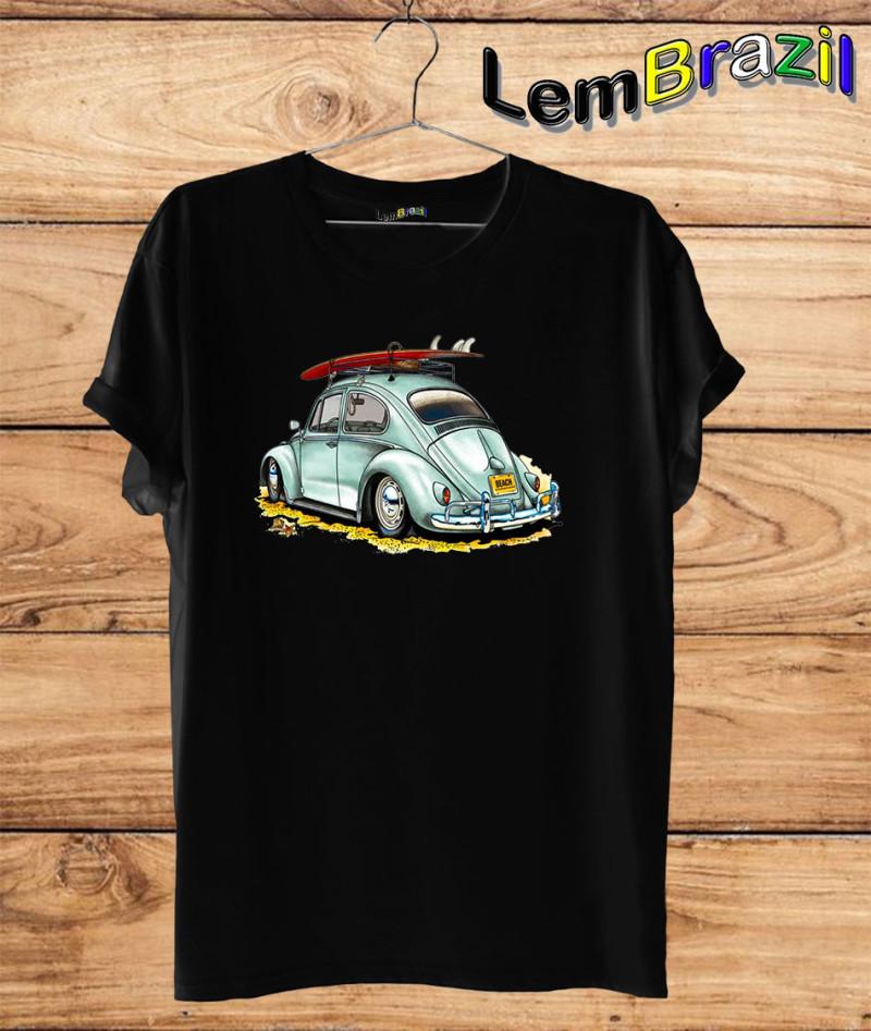 Camiseta Fusca LemBrazil. Camiseta 100% Algodão personalizada com Impressão Digital garantindo maior durabilidade e conforto!