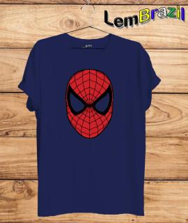 Camiseta Homem Aranha LemBrazil. Agora a LemBrazil tem confecção própria! Camiseta 100% Algodão 30/1 fio penteado com reforço ombro a ombro, Camisetas de primeira linha