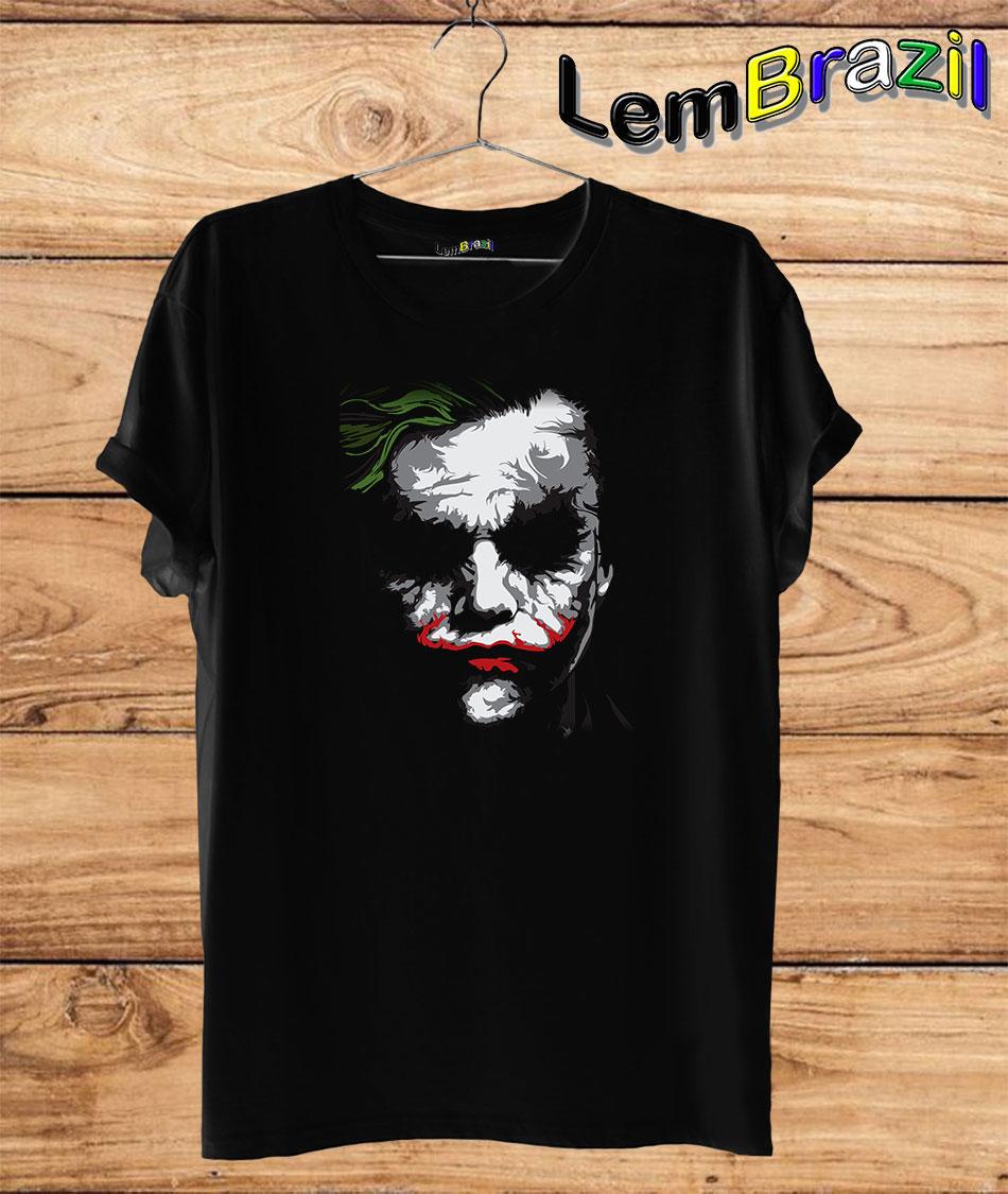 Camiseta LemBrazil Coringa 2. Confecção Própria. Camiseta Premiun 100% Algodão fio 30/1 penteado com reforço ombro a ombro.