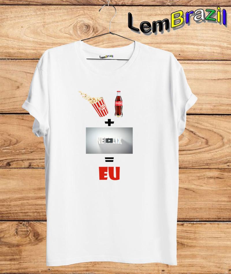 Camiseta Eu LemBrazil