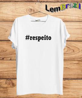 Camiseta Respeito LemBrazil