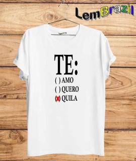 Camiseta Tequila LemBrazil