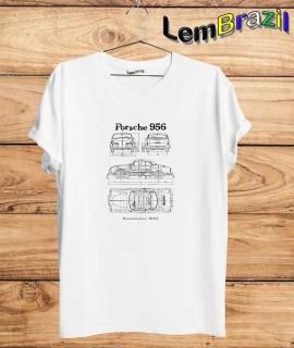 Camiseta Porsche LemBrazil